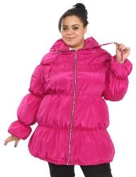Утепленные куртки больших размеров