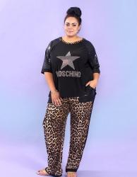 Блуза Moschino Star